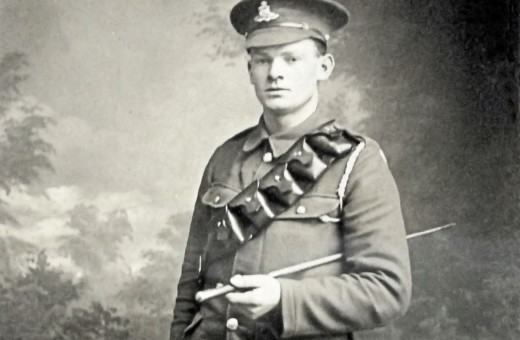 World War 1 Centenary - Soldiers from Swanbourne (now includes servicemen omitted from the Swanbourne War Memorial)